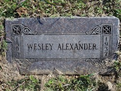 Wesley Alexander