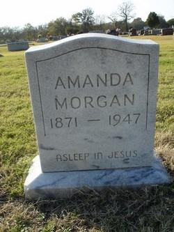 Amanda <i>Isaacs</i> Morgan