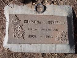 Christina Sene <i>Cota</i> Burlando