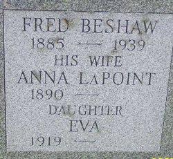 Anna <i>LaPoint</i> Beshaw
