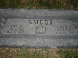 Louise Elizabeth <i>Beckenholdt</i> Amdor