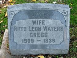Ruth Leon <i>Waters</i> Gregg