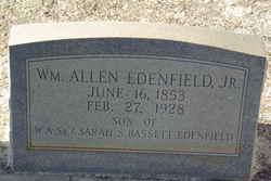 William Allen Edenfield, Jr