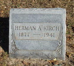Herman A Kirch