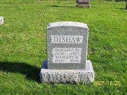 Harold E Dishaw, Sr