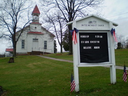 Amity Methodist Cemetery