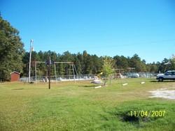 Little Horse Creek Baptist Church Cemetery