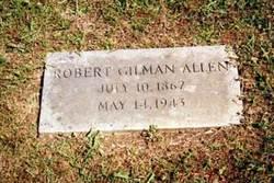 Robert Gilman Bob Allen