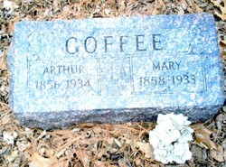 Mary Ann <i>Hurford</i> Coffee