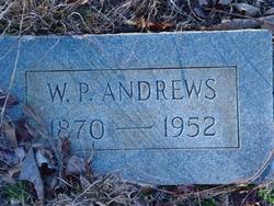 W P Andrews