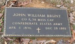 John William Jack Brunt