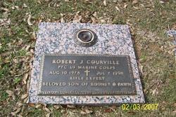 PFC Robert J Courville