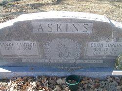 Edith Lorena <i>Hull</i> Askins