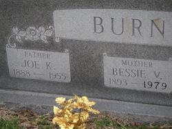 Bessie V. Burns