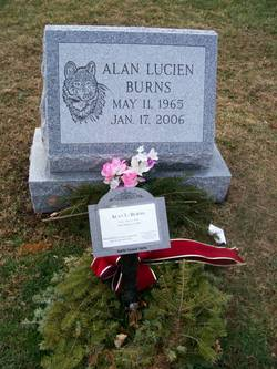 Alan Lucien Burns