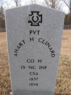 Ahart H. Clinard