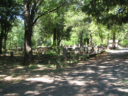 Dunsmuir City Cemetery