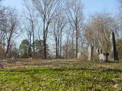 Benjestown Cemetery
