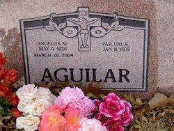 Angelita M <i>Duran</i> Aguilar