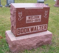Weldon B Bookwalter