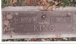 Hazel Yvonne <i>Yeates</i> King