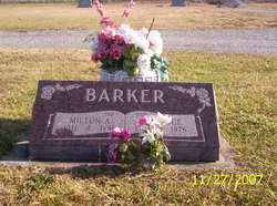 Eva Alice <i>Hill</i> Barker