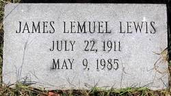 James Lemuel Lewis