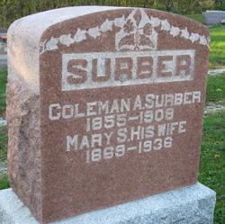Coleman A. Surber