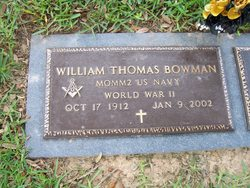 William Thomas Bowman