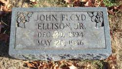John Floyd Ellison, Jr