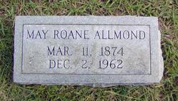 Jessie May <i>Roane</i> Allmond