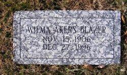 Wilma Akers Blazer