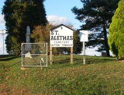 Saint Agathas Cemetery