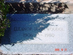 Eleanor Irvin Woodul
