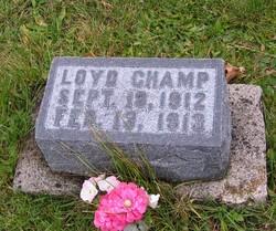 Loyd Champ