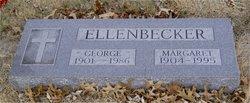 Margaret E. <i>Willis</i> Ellenbecker