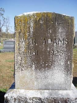 William Rufus Adams