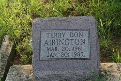 Terry Don Airington