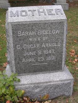 Sarah <i>Bigelow</i> Arnold