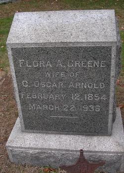 Flora A. <i>Greene</i> Arnold