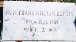 Frank William Boykin