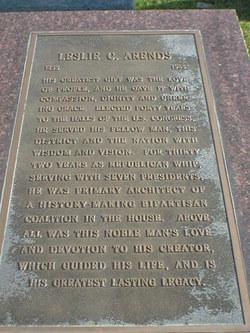 Leslie Cornelius Arends