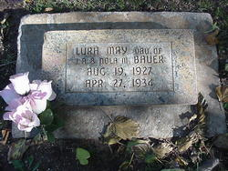 Lura May Bauer