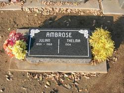 Thelma C. Ambrose