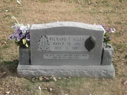 Richard T. Allen