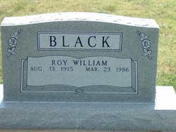 Roy William Black