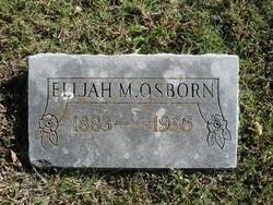 Elijah M. Osborn