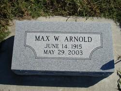 Max W. Arnold