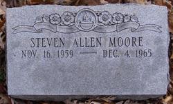 Steven Allen Moore