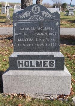 Samuel Holmes